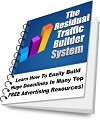 Residual Traffic Builder System