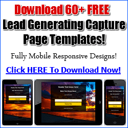 Free Lead Generating Capture Pages